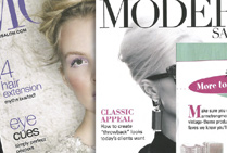 Bain de Terre in Modern Salon Magazine