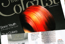 Bain de Terre in  The Colorist Magazine