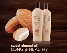 sweet almond oil collection