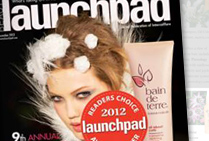 Bain de Terre in Launchpad  Magazine