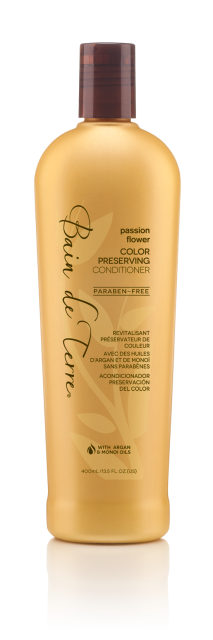 bain de terre passion flower color preserving conditioner image
